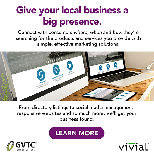 Give your local business a big presence!