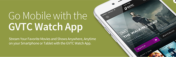 Go mobile with the Watch app