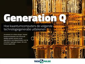 Hoe kwantumcomputers de volgende technologiegeneratie uittekenen