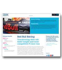 Hoe Red Bull Racing data gebruikt voor snellere inzichten en auto's