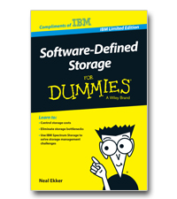 Software defined storage voor dummies