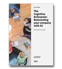 De cognitieve onderneming; een nieuwe vorm van zakendoen