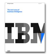 De volgende golf van business intelligence voor de databewuste onderneming