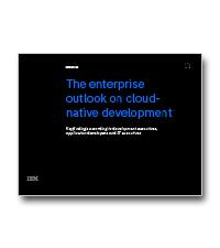 De bedrijfsgerichte kijk op cloud-native ontwikkeling