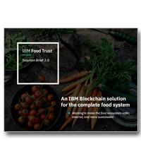 Food Trust laat het vertrouwen binnen de bevoorradingsketen groeien